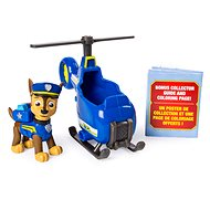 Paw Patrol Vehicle with Ultimate Rescue Chase Figurine - Set