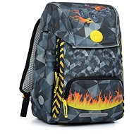 Yoola Car 2-in-1 - School Backpack