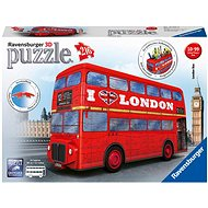 Ravensburger 3D 125340 London Bus - Puzzle