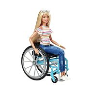 Barbie Fashionistas Doll, Wheelchair - Doll Accessory