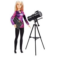 Barbie Occupations National Geographic Astrophysicist (with Telescope) - Doll Accessory