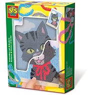 SES Embroidery Set - Cat