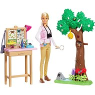 Barbie Entomologist National Geographic