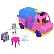 Polly Pocket Ice Cream Truck - Game set