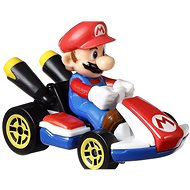 Hot Wheels Super Mario Bros Mario - Toy Vehicle