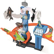 Hot Wheels City Jet at Airport - Toy Vehicle