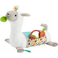 Fisher-Price Grow-With-Me Tummy Time Lama - Toddler Toy