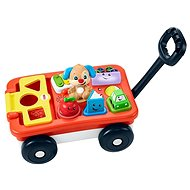 Fisher-Price Puppy's Smart Train - Interactive Toy