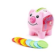 Fisher-Price Smart Stages Piggy Bank - Interactive Toy