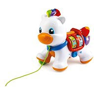 Clementoni Pull Along Baby Pony - Interactive Toy