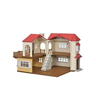 Sylvanian Families Red Roof Country House - Game Set