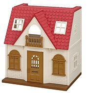 Sylvanian Families Red Roof Cosy Cottage Starter Home - Game Set