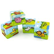 Blocks My first animals - Toddler Toy