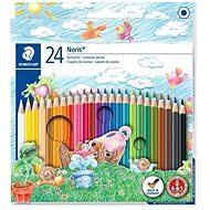 Staedtler Noris Club 24pcs - Coloured Pencils