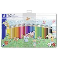 Staedtler Noris Club 36pcs - Coloured Pencils