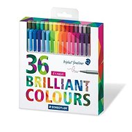 Staedtler Finelinery Triplus 36 colours