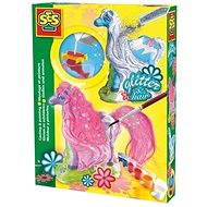 SES Complete set - horse with glitter - Creative Kit