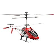 Syma S107H, Red - Remote control helicopter