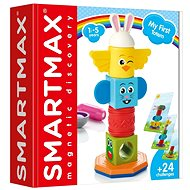SmartMax - My First Totem - Magnetic Building Set