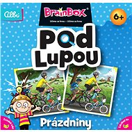 BrainBox Under the Magnifying Glass - Holidays - Board Game