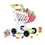 Rappa Shopping Cart with Czech food - Toy Cart