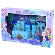 Rappa Castle with Accessories - Doll House