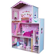 Wooden Doll House - Doll House