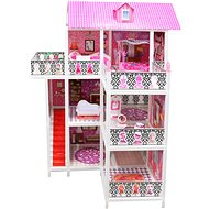Dolls House with Three Storeys - Doll House