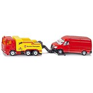 Siku Super - Tow lorry with delivery