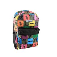 Fortnite Backpack coloured - School Backpack