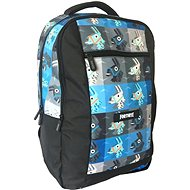 Fortnite Backpack blue-black - School Backpack