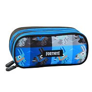 Fortnite Pencil Box, Blue - Case