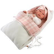 Llorens New Born Baby Girl 73856 - Doll