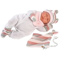 Llorens Sleeping New Born 74058 - Doll