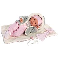 Llorens New Born Baby Girl 73858 - Doll