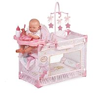 DeCuevas Toys My First Folding Cot for Maria Dolls - Doll Accessory