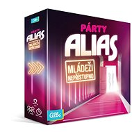 Party Alias Youth Unlimited - Board Game