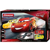 Carrera EVO 25226 Disney Pixar Cars3 - Slot Car Track