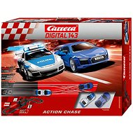 Carrera D143 40033 Action Chase - Slot Car Track