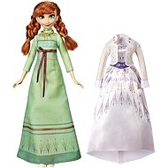 Frozen 2, Anna with Extra Dress - Figure