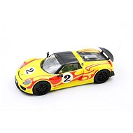 Carrera D132 30877 Porsche 918 Spyder - Toy Car
