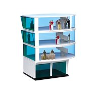 Carrera 21102 Buildings - Press Tower Building Realistic Scenery Accessory for Slot Car Race Track S - Slot Cart Track Accessory