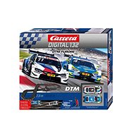 Carrera Digital 132 30008 DTM Furore Slot Car Racing Set - Slot Car Track