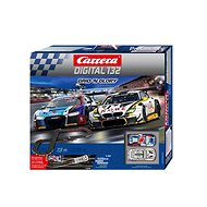 Carrera D132 30010 Grid 'n Glory - Slot Car Track