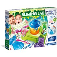Clementoni Science & Play Sliming Lab - Creative Kit