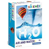 Clementoni science & Play Air & Water - Creative Kit