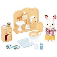 Sylvanian Families Chocolate Rabbit Brother Set
