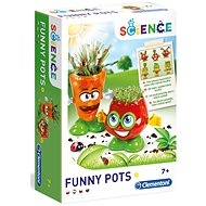 Clementoni Science & Play Funny Pots - Creative Kit