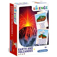Clementoni Science & Play Earth and Volcanoes - Creative Kit