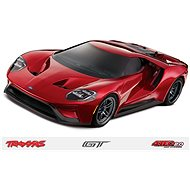 Traxxas Ford GT 1:10 TQi RTR Red - RC Remote Control Car